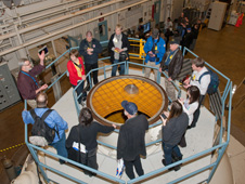 NASA - NASA Glenn's First Tweetup Draws Space Enthusiasts