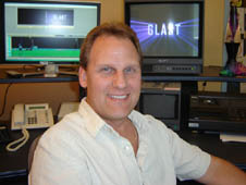 Producer Rich Melnick