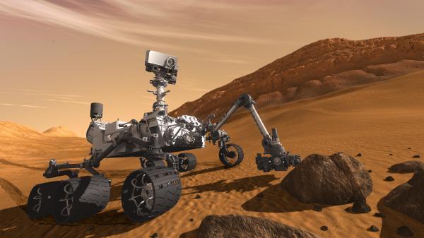 NASA Goddard Gears Up for Curiositys Mars Landing