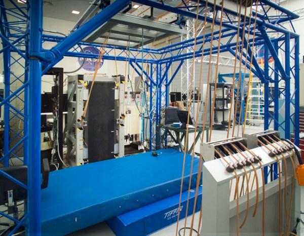 NASA - Treadmill