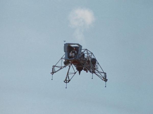 NASA - Lunar Landing Training Vehicle