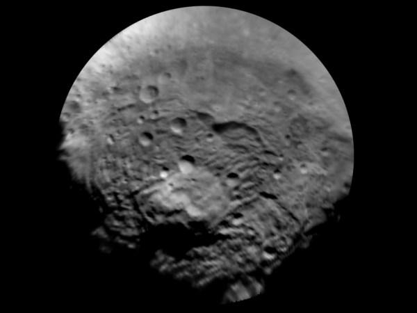 NASA NASA Dawn Spacecraft Returns CloseUp Image of Vesta