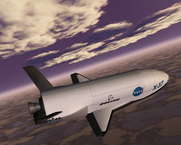 NASA X37 Photos