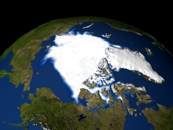 NASA NASA Eyes Ice Changes Around Earths Frozen Caps