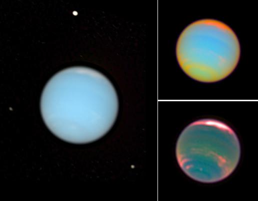 Neptunes Dynamic Environment NASA