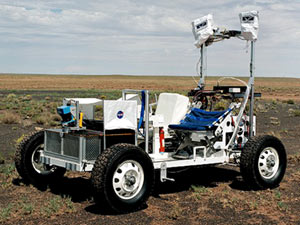 NASA - This Isn't Your Father's Moon Buggy