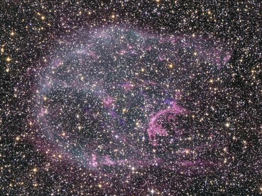 Supernova remnant N132D