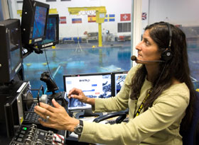 NASA - Preflight Interview: Suni Williams