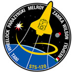 STS-120 crew insignia