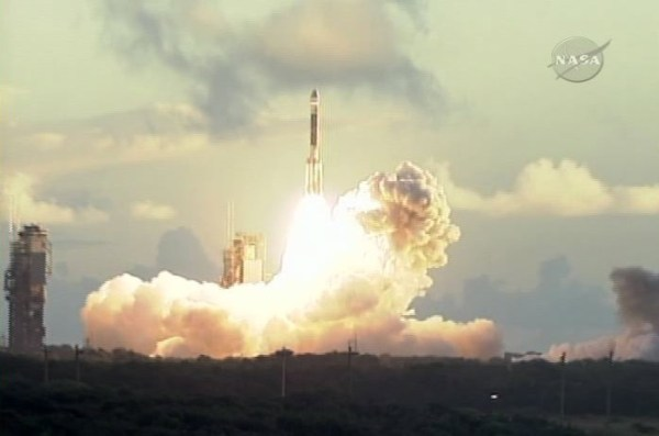 NASA Dawn Spacecraft Successfully Launched