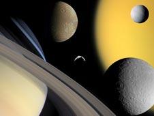 NASA NASA Extends Cassinis Grand Tour of Saturn
