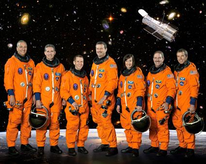 Atlantis Crew