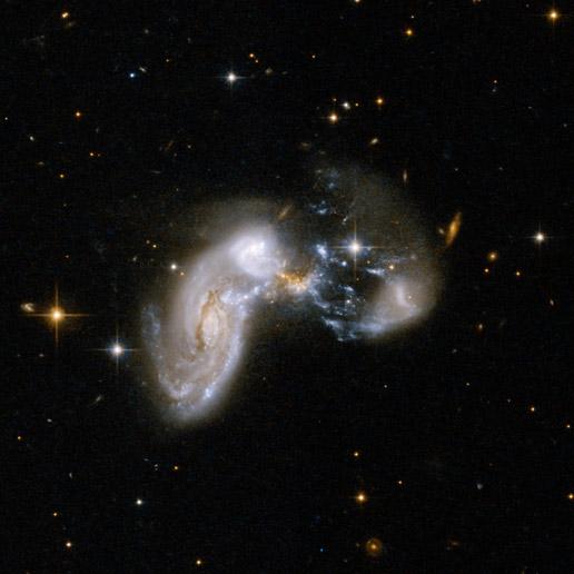 galaxy Zw II 96
