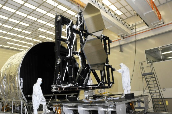 James Webb Space Telescope First Flight Mirror Completes ...
