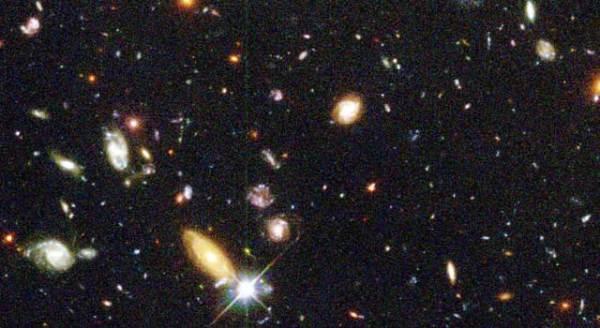 NASA: Hubble peers 13 billion years back in cosmic history ...
