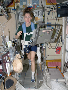 NASA NASA Astronaut Sandy Magnus Heads To Middle East To