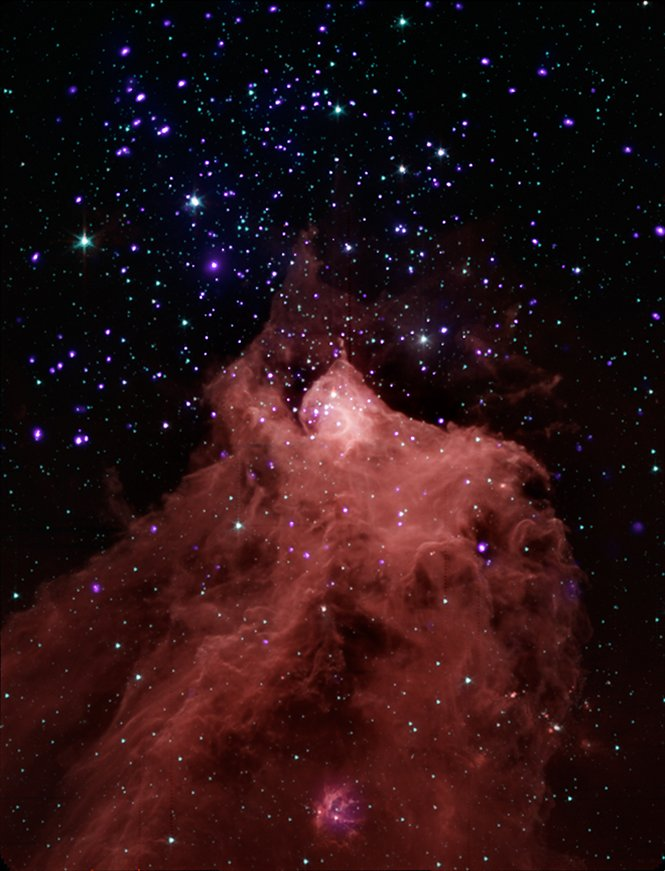 star formation region picture