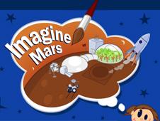 Imagine Mars logo