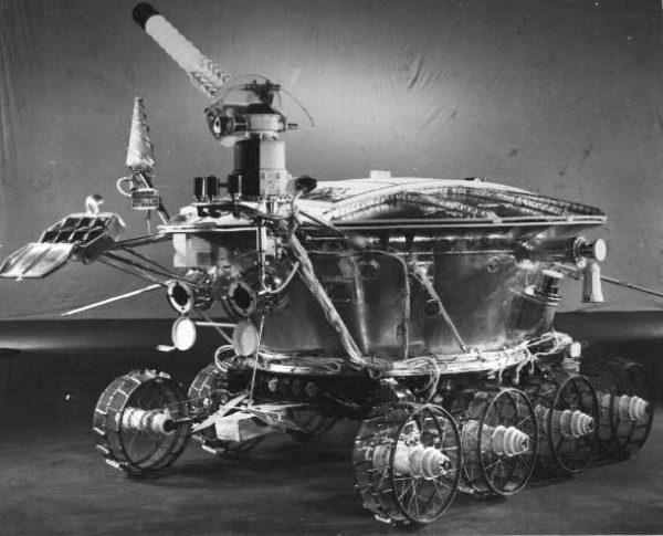 NASA - Soviet Union Lunar Rovers