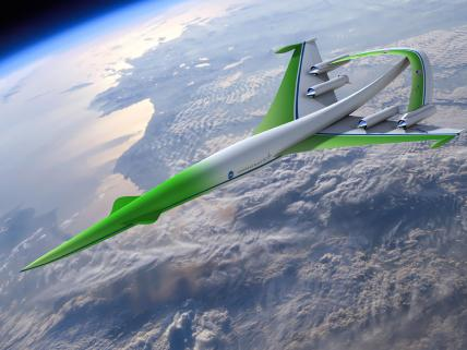 Supersonic Green Machine
