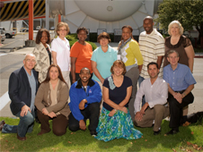 Teachers that visited Ames as part of the Simulation-Based Aerospace Engineering Teacher Professional Development Program