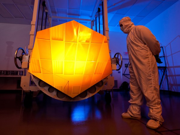 NASA - The Webb Telescope's Actuators: Curving Mirrors in ...