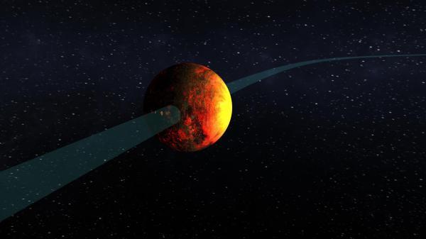NASA Keplers First Rocky Planet Kepler10b