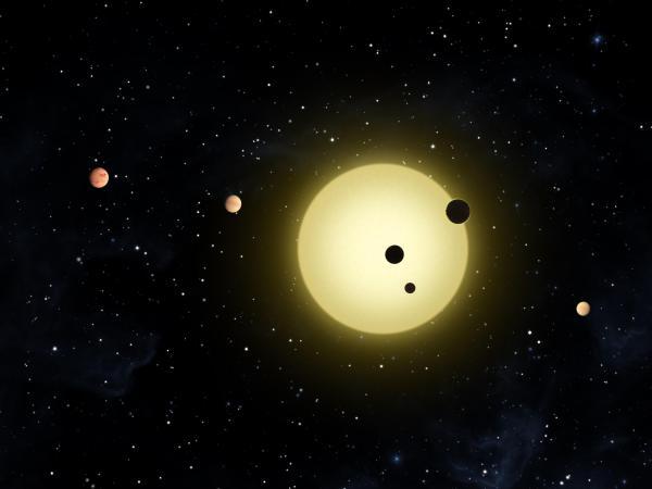 NASA - Kepler Data Release and Kepler-11 Multimedia