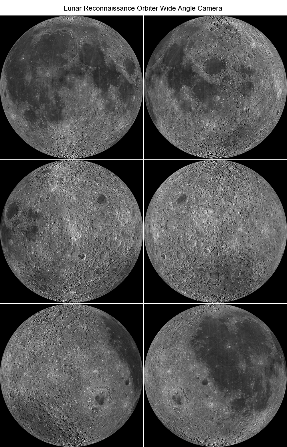 Mysteries of the moon's far side – Astro Bob