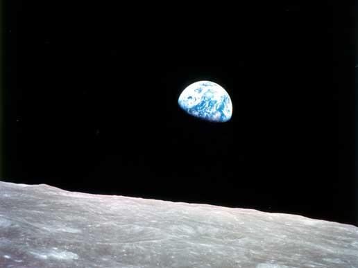 NASA - Earthrise at Christmas