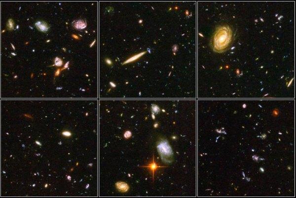 NASA Hubble Digs Deeply Toward Big Bang