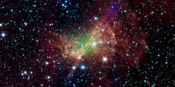 NASA - Weighing in on the Dumbbell Nebula