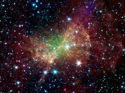 ทดสอบ Inkblot จักรวาล
