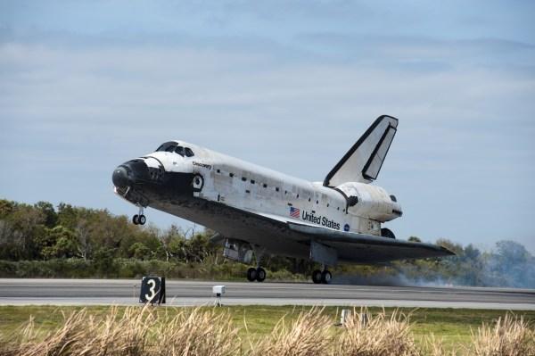 NASA - Launch and Landing