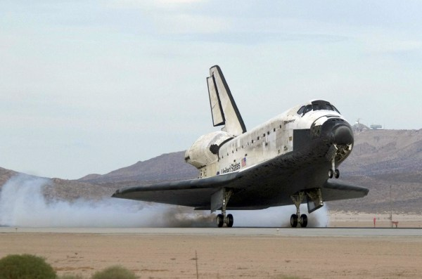 NASA - Dryden Supported Many Aspects of Space Shuttle Missions