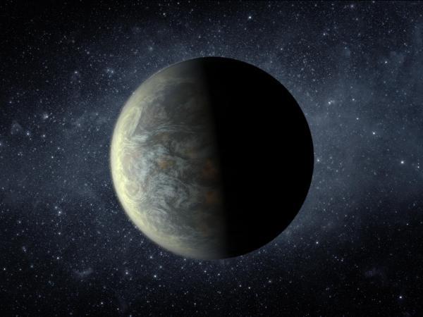 NASA - Artist's Concept of Kepler-20f