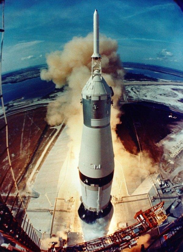 NASA - Sounds from Apollo 11