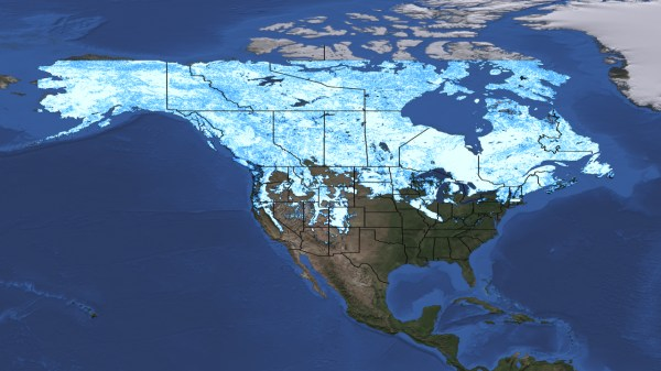 NASA - End of Winter: How 2012 Snow Stacks Up