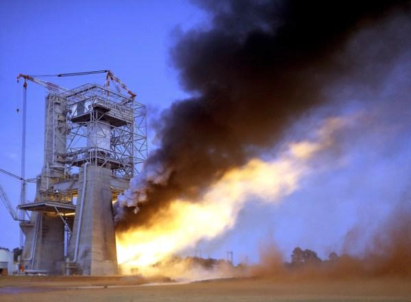 NASA - The F-1 Engine Powered Apollo Into History, Blazes ...