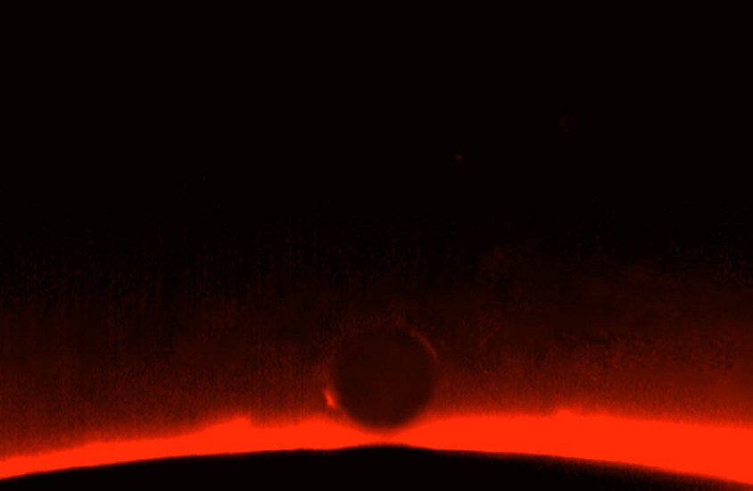 Transit of Venus today may reveal the