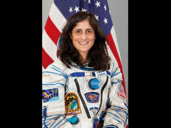 NASA - NASA Astronaut Sunita Williams