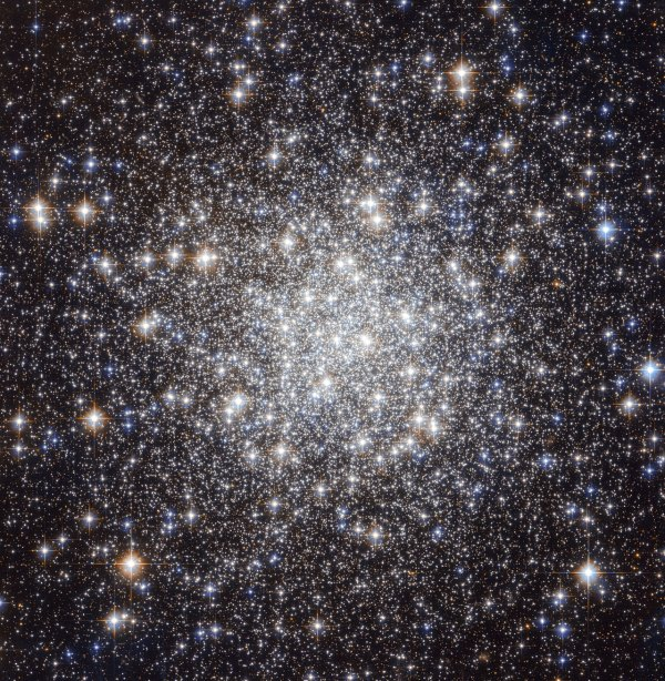 NASA - Hubble Captures a Collection of Ancient Stars