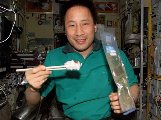 NASA - Food in Space Gallery