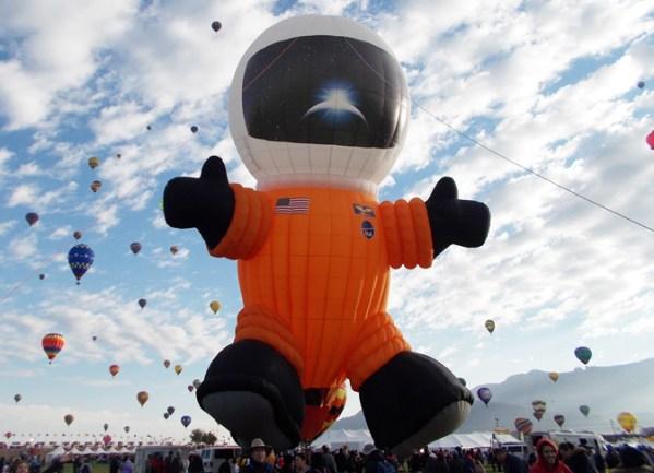 NASA Cosmos 1 Balloon Combines ingenuity inspiration