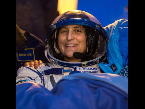 NASA - Expedition 33 Commander Sunita Williams