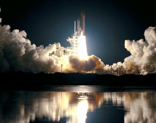 Launch of Chandra Xray Observatory NASA
