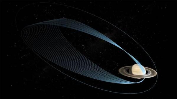 Join in the Cassini Name Game NASA