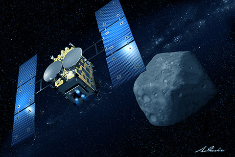 Exploring Comets and Asteroids is an International ...