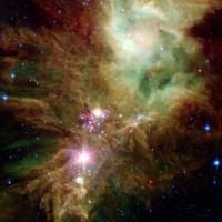 NASA -Stellar Snowflake Cluster- December 23, 2019