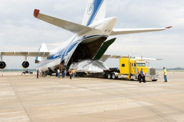 World's Second Largest Aircraft   NASA